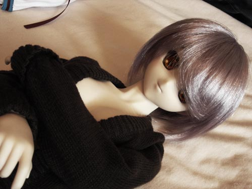 Evelyn T. Mutsu - Yuki Nagato Dollfie Dream II by Volks