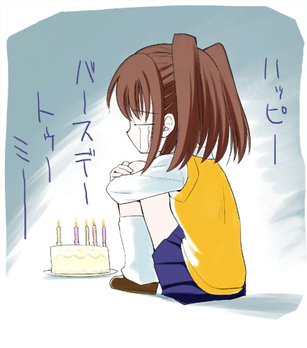 I'm 22 today...