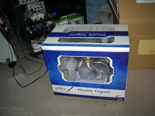 Alter Hayate Yagami's box!!