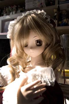 Evelyn T. Mutsu - Volks DollfieDream2 Yuki Nagato