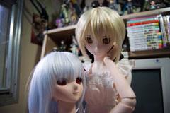 Hadaka Apron fun - Sakura Matou & Arturia Pendragon