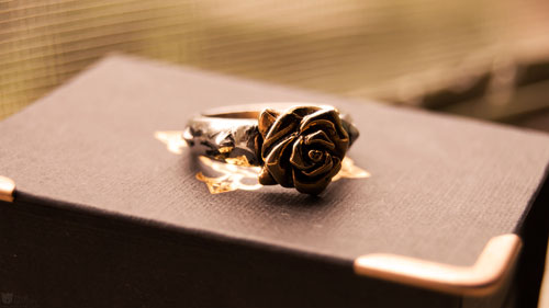 The Rose Ring - Rozen Maiden
