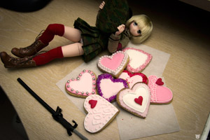 Maya's Hearts