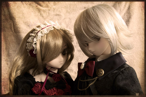 Forever Together - Evelyn T. Mutsu (DD Nagato Yuki) and Arturia Pendragon (DD Saber Alter)