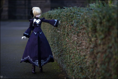 The Lone Path 2nd - Volks' Saber Alter 2nd ver